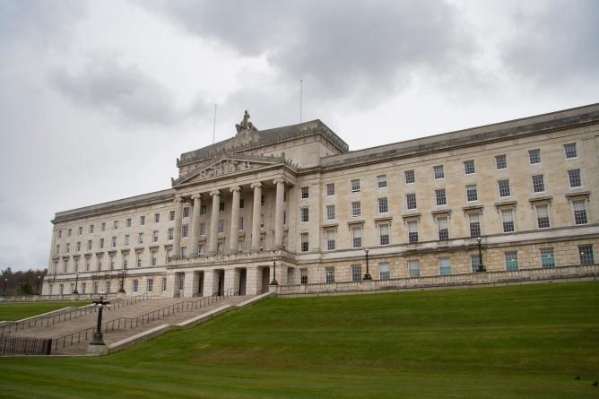 Public law - Stormont