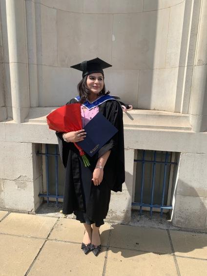 Mariam graduation pic 3