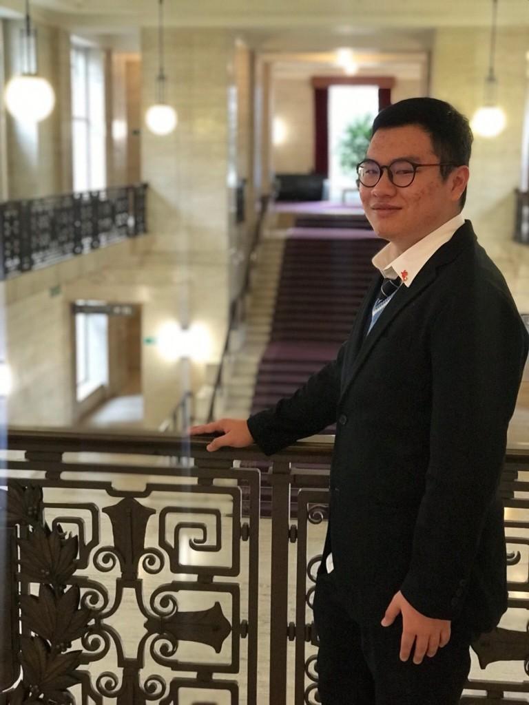 Photo of Chan Jing Luu
