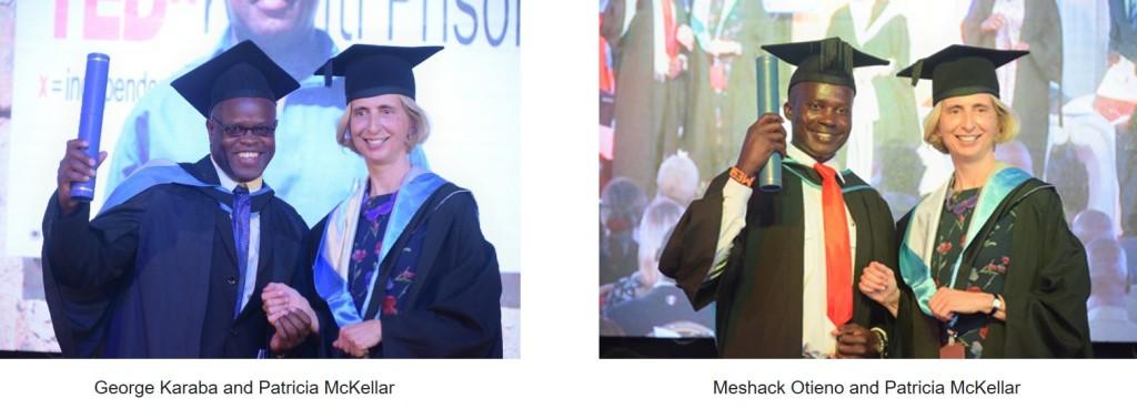 George Karaba and Patricia McKellar and Meshack Otieno and Patricia McKellar